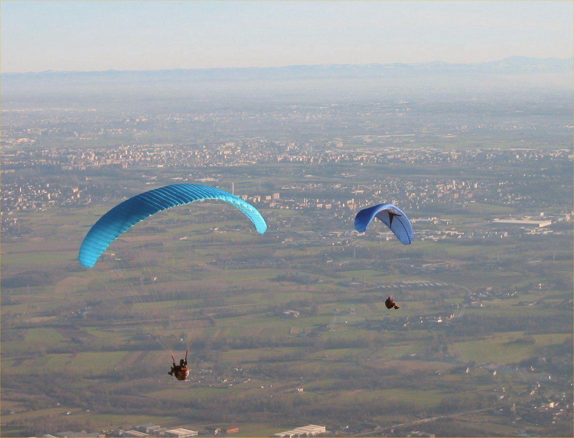In volo a Valdellatorre